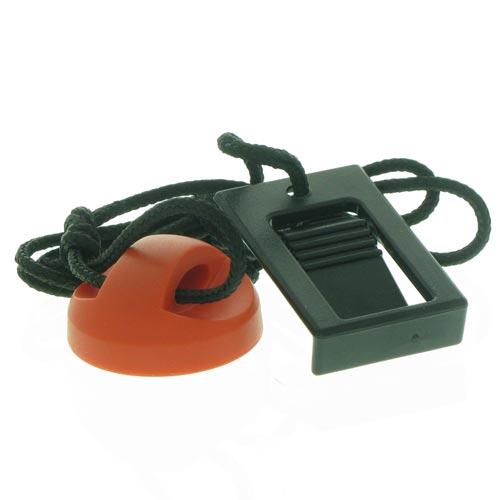 Golds Gym Trainer 430i GGTL396170 Safety Key Part Number 208603