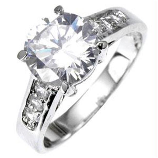 Serendipity Engagement Ring, <b>Size :</b> 05