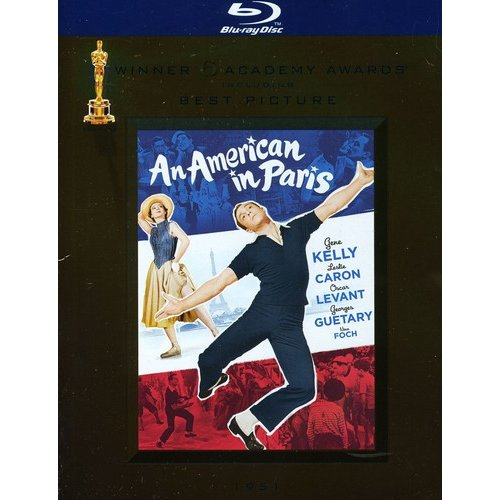 American In Paris (Blu-ray) (Full Frame)