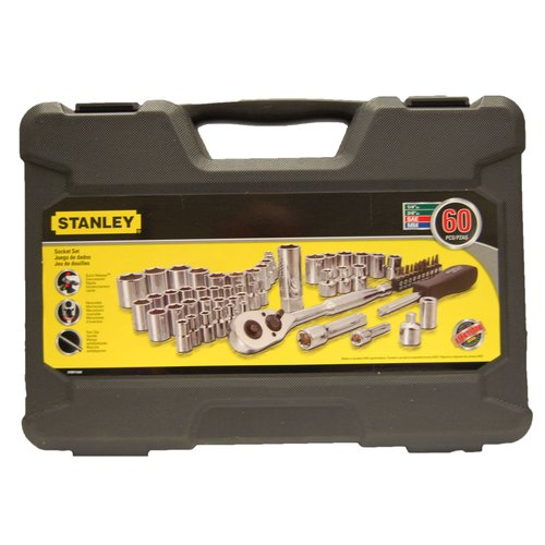 Stanley 60-Piece Socket Set