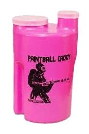 Paintball Caddy 1000 Round Loader Pink by