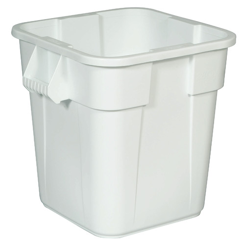 Rubbermaid Commercial Products Brute 40 Gal Square Container without