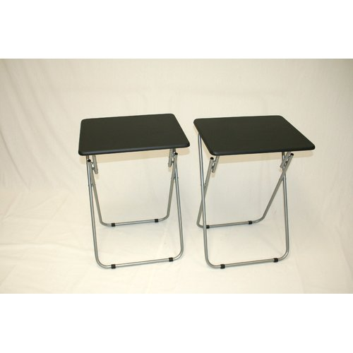 eHemco Folding TV Tray (Set of 2)