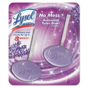 Reckitt Benckiser Professional 83722CT No Mess Automatic Toilet Bowl Cleaner, Lavender
