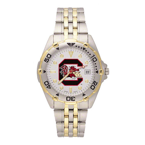 NCAA - South Carolina Gamecocks Men's All Star Bracelet Watch
