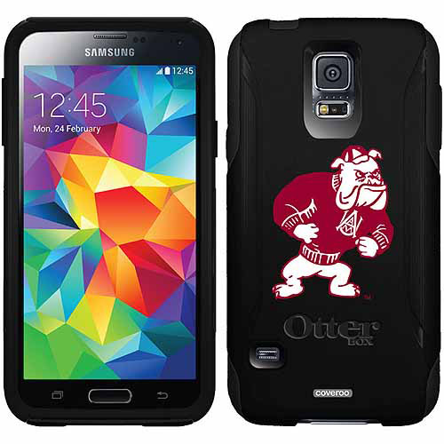 Alabama A Secondary Mark Design on OtterBox Commuter Series Case for Samsung Galaxy S5