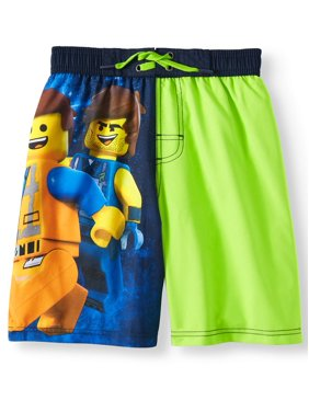 db69f53e46721 Product Image Boys Lego Movie 2 Magic Print Boardshort (Little Boys & Big  Boys)