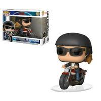 Funko POP! Ride: Marvel - Captain Marvel - Carol Danvers on Motorcycle