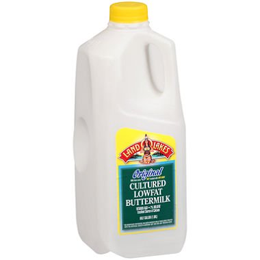 Brands of buttermilk