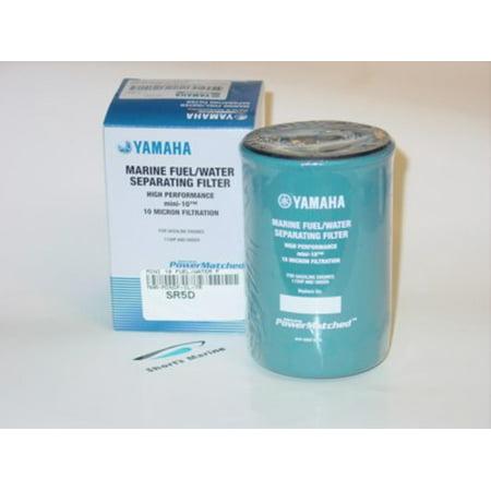 OEM Yamaha Mini-10 10-Micron Fuel/Water Separating Filter Only (Yamaha Mini Fairing)