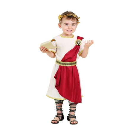 Boys Toddler Roman Senator Costume (Senator Roman)
