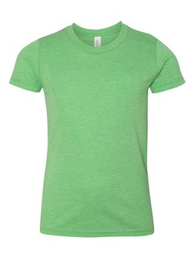 Bella + Canvas T-Shirts Youth Triblend Jersey Short Sleeve Tee 3413Y