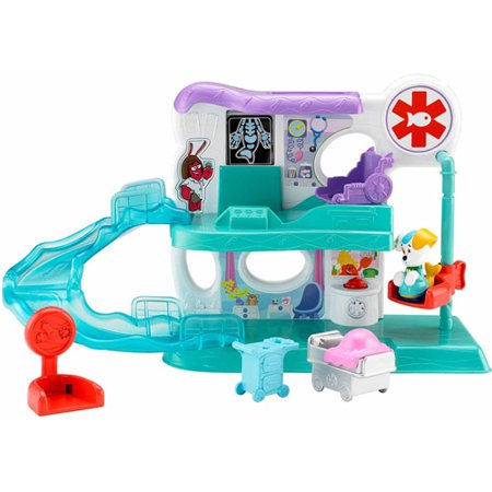 Nickelodeon Bubble Guppies Check-Up Center (Bubble Guppies Halloween Toys)
