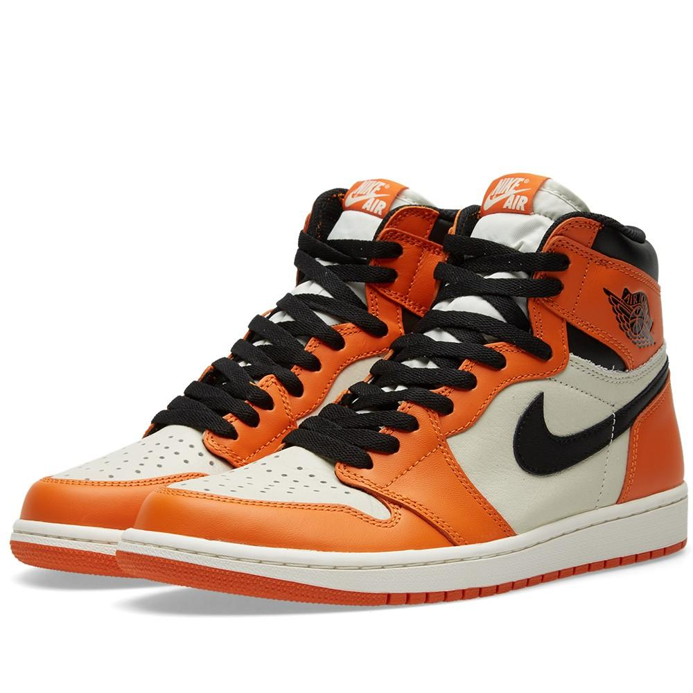 Nike 1 RETRO HIGH OG 'SHATTERED BACKBOARD AWAY' - 555088-113
