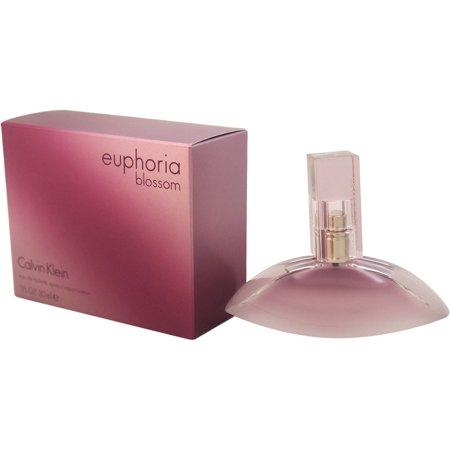 Euphoria Blossom by Calvin Klein for Women - 1 oz EDT Spray
