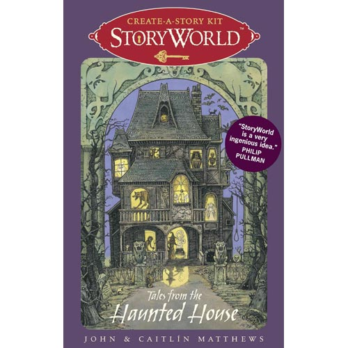 Tales from the Haunted House: Create-a-Story Kit