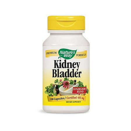 Nature's Way Kidney Bladder 100 Capsules