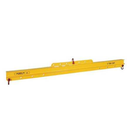 CALDWELL 16-2-6 Adjustable Spreader Beam, 4000 lb., 72 In