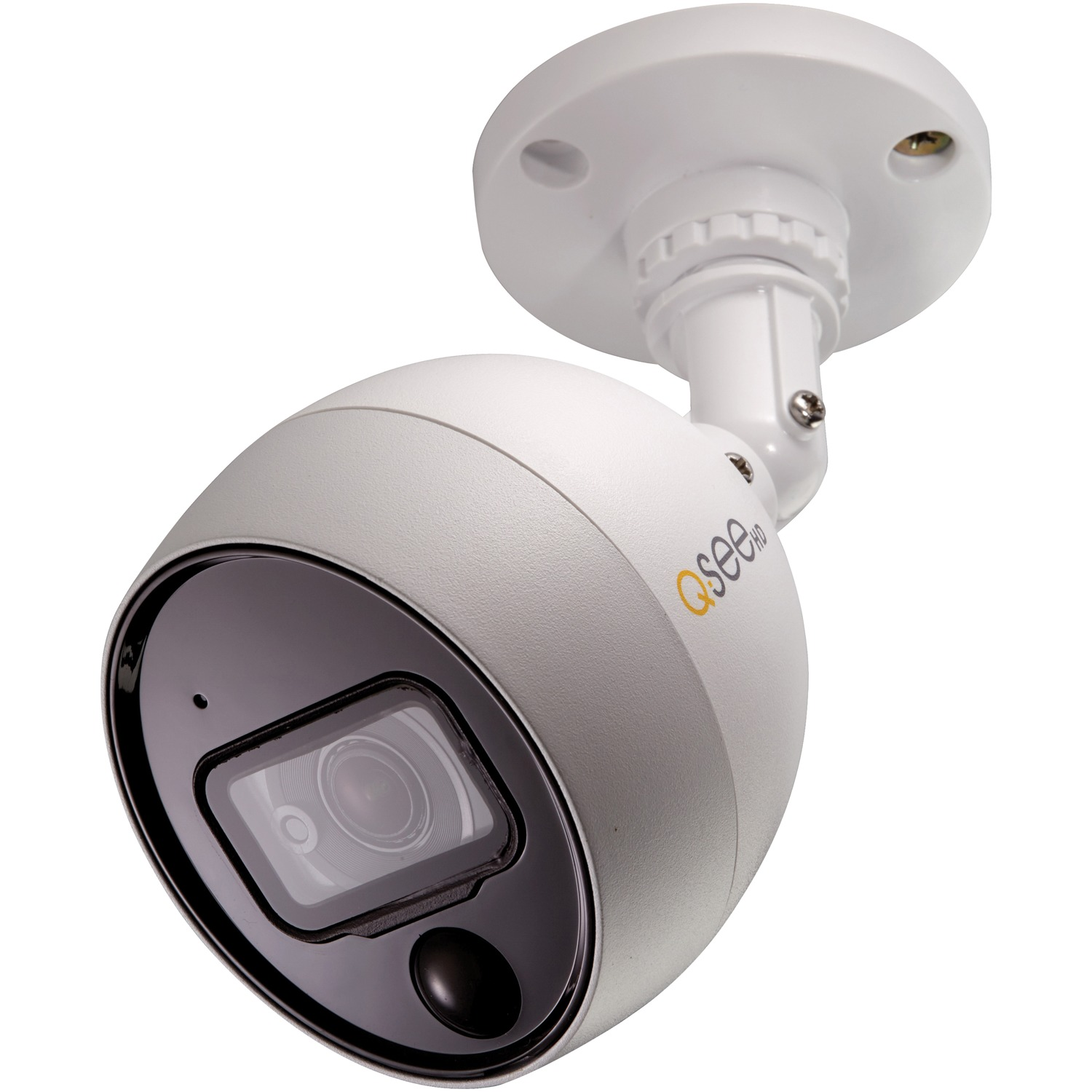 Q-See QCA8095B 4K Ultra HD Add-on Analog Bullet Camera with PIR Technology