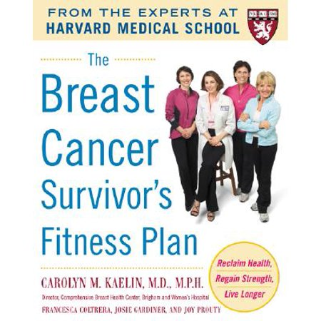 Harvard Medical School Guides: The Breast Cancer Survivor's Fitness Plan (Paperback)