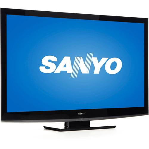 "SANYO 55"" Class LED-LCD 1080p 120Hz HDTV, 1.25"" ultra slim design,  DP55360"