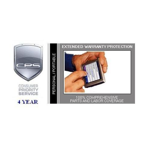 Consumer Priority Service PPE4300 4 Year Personal-Portable under $300. 00