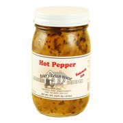 Byler's Relish House Homemade Amish Country Hot Pepper Jam 16 oz.