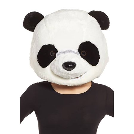 Adult Panda Mascot Head - Panda Mascot Head For Sale