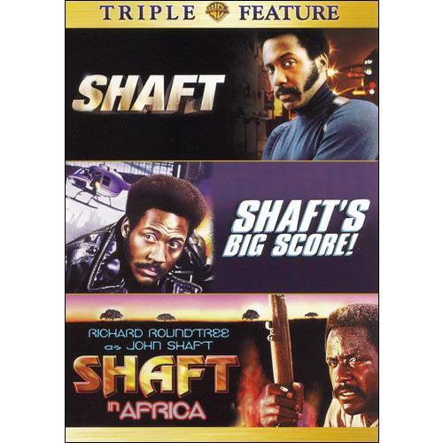 Shaft / Shaft's Big Score / Shaft In Africa (Full Frame, Widescreen)