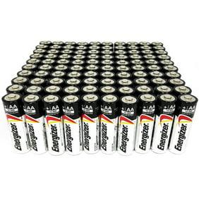 Energizer Max Alkaline Aa Battery E91 1 5v 100 Pack 30 Off Walmart Com Walmart Com