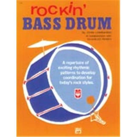 Alfred Publishing 00-134 Rockin Bass Drum - Music Book