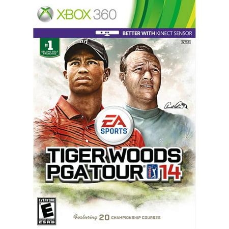 Tiger Woods Pga Tour 14   Xbox 360