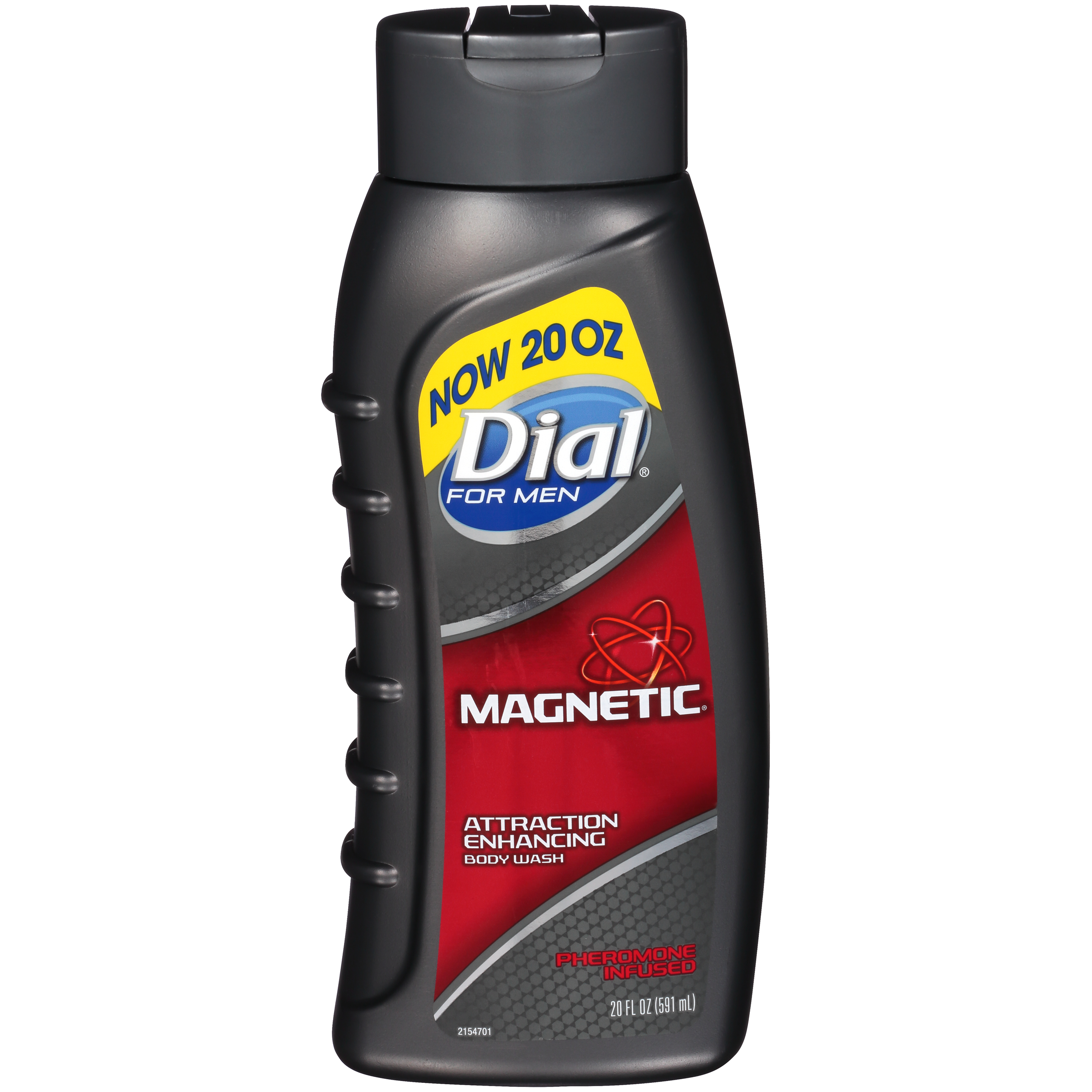 Dial for Men Body Wash, Magnetic, 20 Ounce