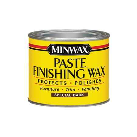 Paste Finishing Wax Special Dark, 1-Lb