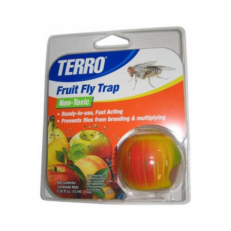 WOODSTREAM CORP 1/2-oz. Fruit Fly Trap - Walmart.com