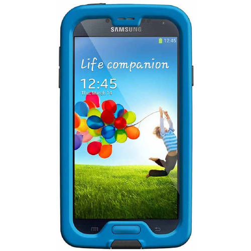 Samsung Galaxy S4 I337 16GB GSM Smartphone and Lifeproof fre Case (Unlocked)