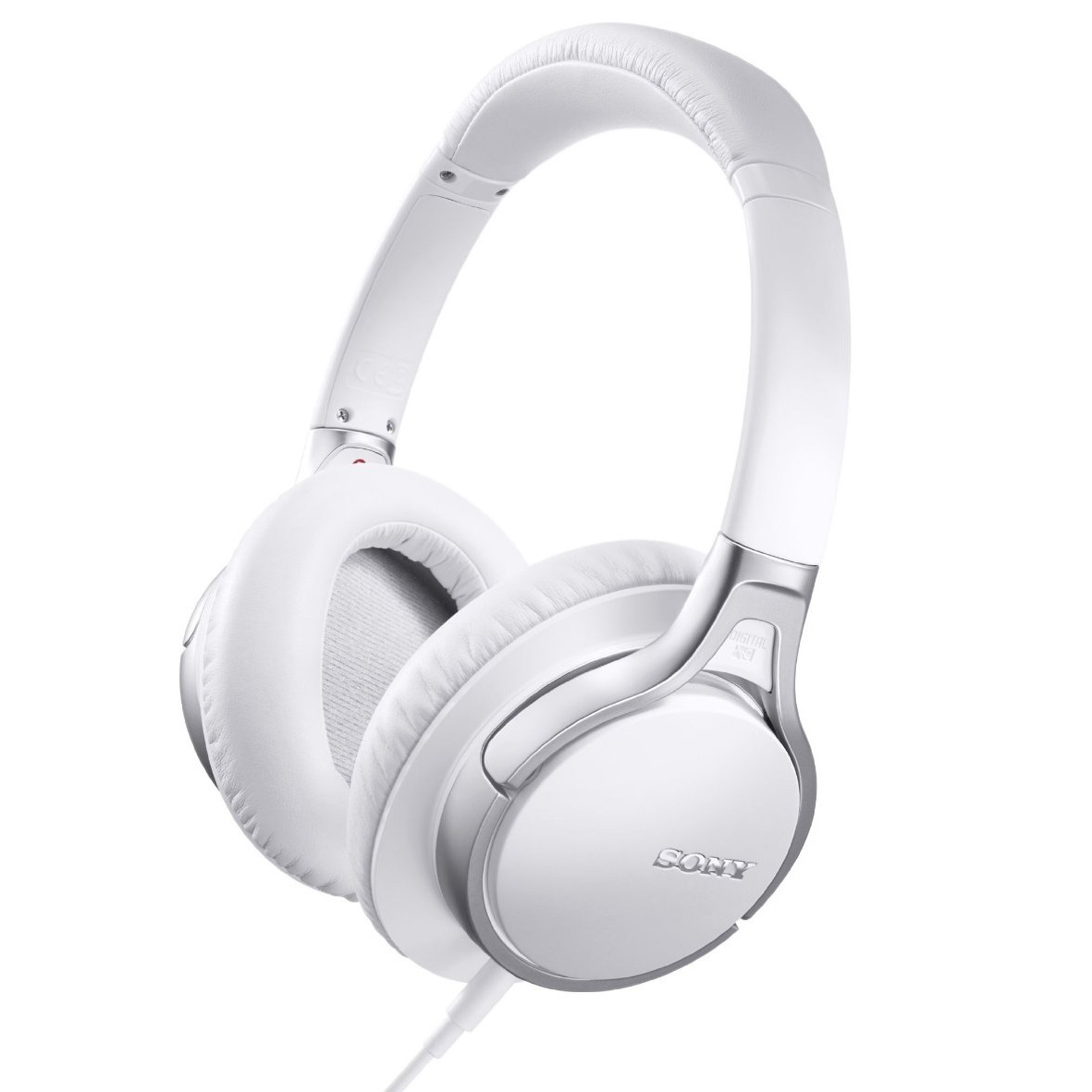 Sony iPad iPhone iPod Noise-Canceling Wired Headphones (White) by Sony