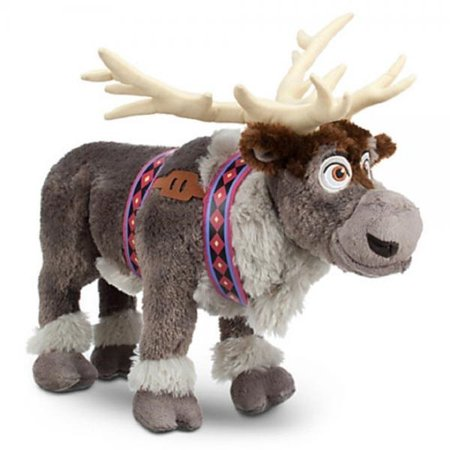 disney frozen sven medium plush, 15 inch (Disney Frozen Bean Sven Plush)