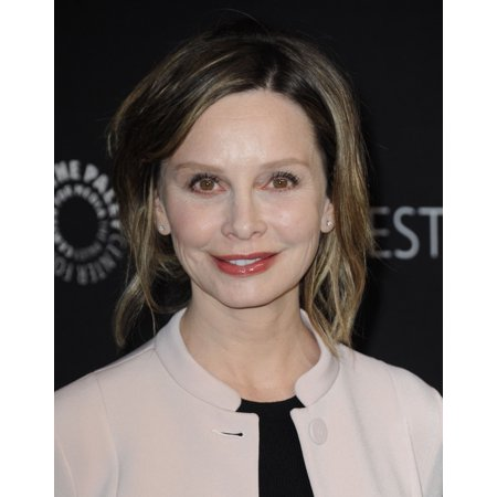 Calista Flockhart At Arrivals For The Paley Center For MediaS 33Rd Annual Paleyfest Los Angeles Featuring Supergirl Dolby Theatre Los Angeles Ca March 13 2016 Photo By Dee CerconeEverett Collection Ce