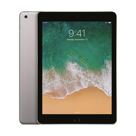 Apple iPad (5th Generation) 32GB Wi-Fi - Space (Ipad Air 2 Vs Ipad 5th Generation)
