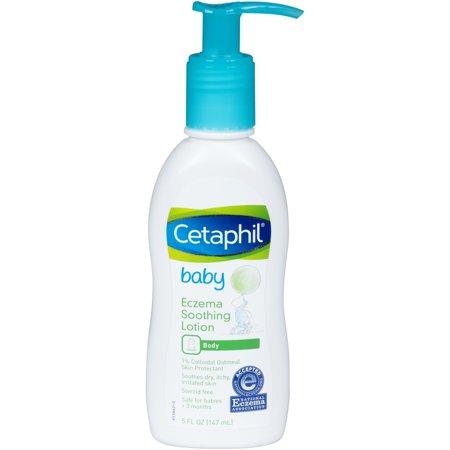 Cetaphil® Baby Body Eczema Soothing Moisturizer 5 fl. oz.
