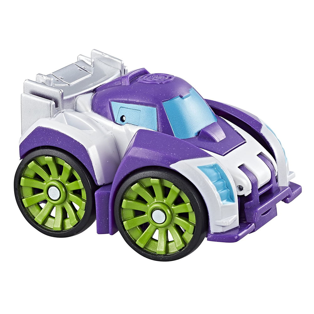 Playskool Heroes Transformers Rescue Bots Flip Racers Blurr by Hasbro