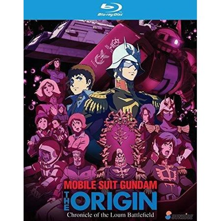 Mobile Suit Gundam The Origin: Chronicle Of The Loum Battlefield (Blu-ray) - The Orgins Of Halloween