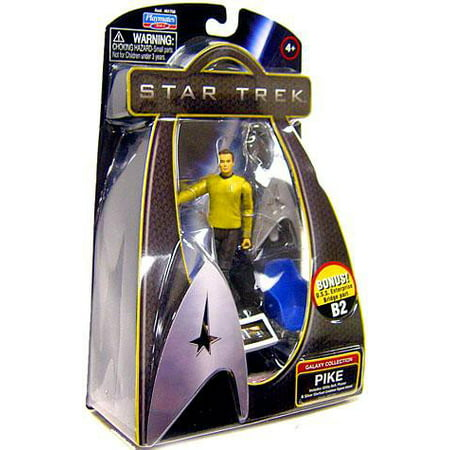 Star Trek 2009 Movie Pike Action Figure