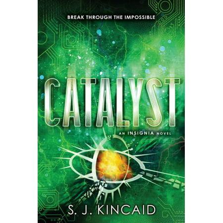 Catalyst (Insignia, Bk. 3) - image 1 de 1