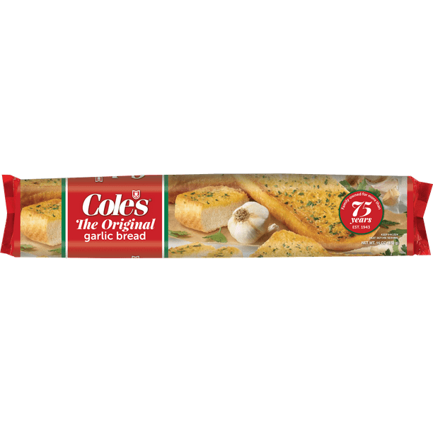 Coles Garlic Bread, 16 oz