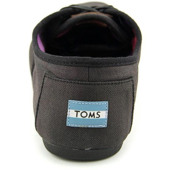 25bfe233ea4 TOMS - TOMS Mens Cordones Waxed Canvas Twill Lace Up Sneaker Shoes ...