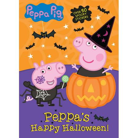 Peppa's Happy Halloween! (Peppa Pig)](Happy Halloween Scary Pic)