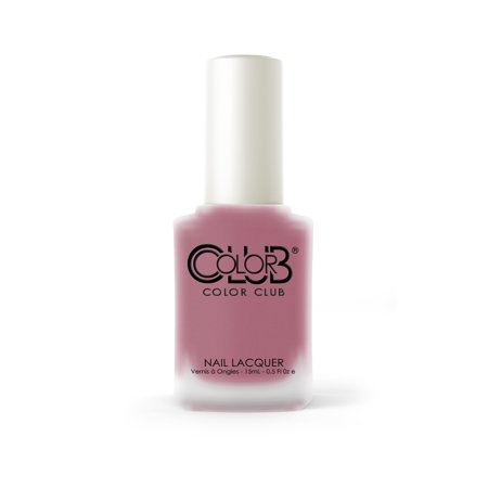 Color Club Rose Remedy Scented Matte Nail Polish, Blooming
