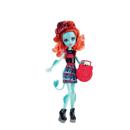 Monster Exchange Program Lorna McNessie Doll, This Scare-Mester, the ghouls learn about new skull-tures through a Monster Exchange program that.., By Monster High Ship from US](Monster High Doll Catty Noir For Sale)